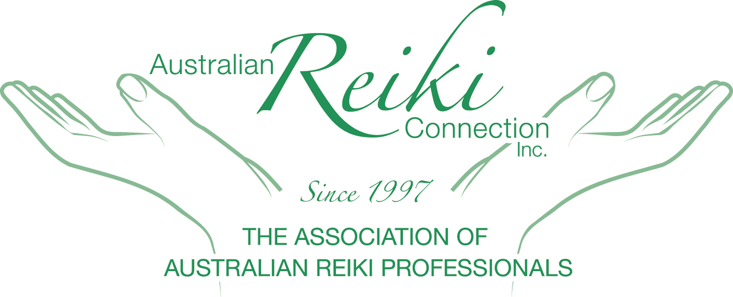 Australian Reiki Connection Logo