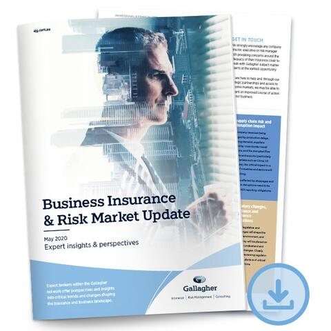 Business Insurance and Risk Market Update: May 2020