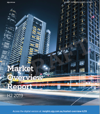 Navigating today's business insurance – Market Overview Report H2 2019
