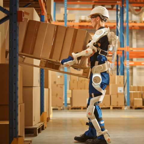 Exo technology potential to reduce workplace injury and disability claims