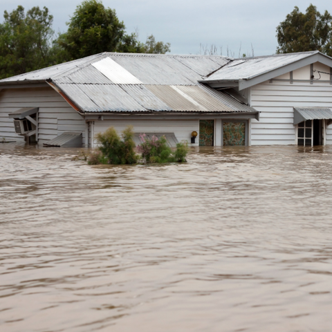 Emergency warning: flood conditions in parts of NSW