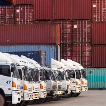 How can supply chain logistics providers stay competitive in Australia today?